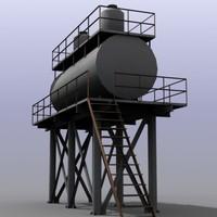 Huge Water Tank