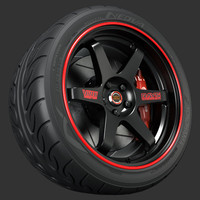 Volk Racing TE37 Wheel