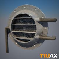 Truax Studio Vent