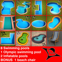Swimming Pool Collection