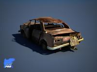 Lada Heavy Wreaked