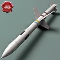 Aircraft Missile AGM-45 Shrike