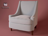 Barbara Barry Joan ArmChair