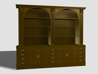 bookcase case max