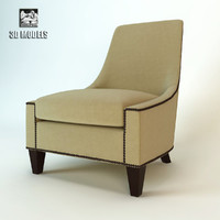 Baker Bel-Air Lounge Chair