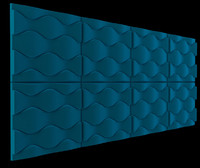 Offect Soundwave Flo acoustic panels