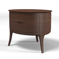 ceccotti night stand 3d model