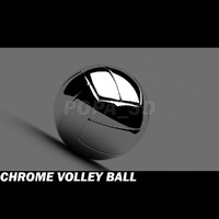 Chrome Volley Ball