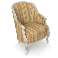 Jumbo villa d`este d este  classic armchair chair
