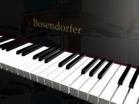 Vertical Bosendorf