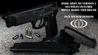 DARK ARMY M9 BERETTA ver. 2