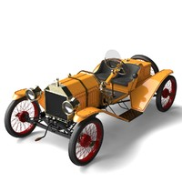 "Model T ""Speedster"