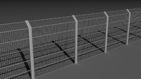 stadium fence 3ds free