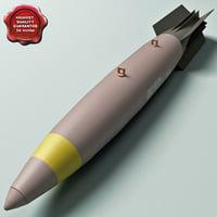Aircraft Bomb Mk-83 Snakeye Fin