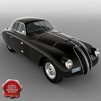BMW 328 MM Touring Berlinetta V2