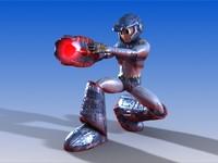 Megaman (Custom)