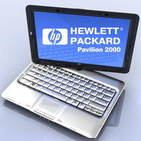 Notebook.HP Pavilion 2000.MF