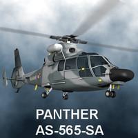 panther as-565-sa max