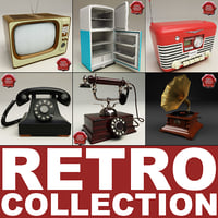 Retro Electronics Collection V3
