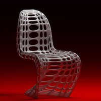 Panton chair (modified)