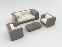 Rattan furniture_1