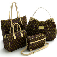 3d model of louis vuitton bag pack