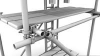 3d lwo scaffolding kit