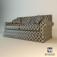 sofa ceppi 3d model