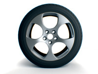 maya wheel sport