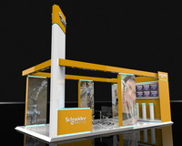 Exhibition Booth Concept