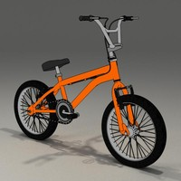 FreeStyle Bike toon render