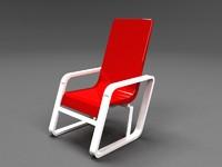 Modern chair - 1