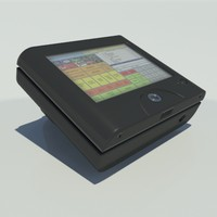 SPS-2000 pos register