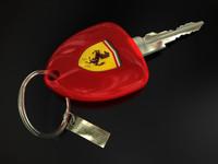 3d car key model