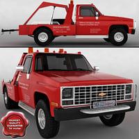Chevrolet Wrecker Truck