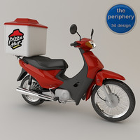 delivery bizc105 honda 3d 3ds