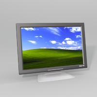 PackardBell Monitor
