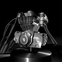 cinema4d engine procedual