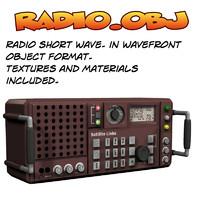 Radio.obj
