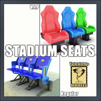 Stadium Seats Collection