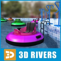 Bumper boats collection 02 by 3DRivers
