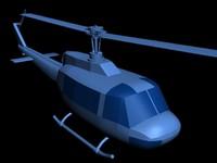 Bell 212 huey