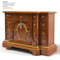 Provasi Chest of drawers 0413 classic antique