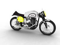 Norton Manx 1954