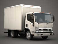 Isuzu N-Series boxtruck