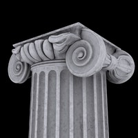 ion column capital max