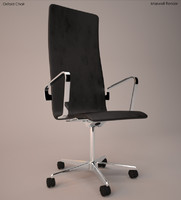 oxford chair dxf