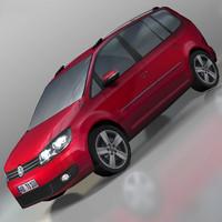 Volkswagen Touran Car