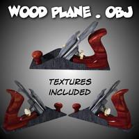 Wood Plane.obj