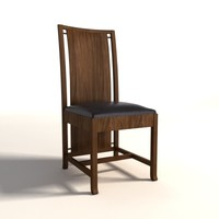 Frank Lloyd Wright Boynton Side ChairBoynton Dining Chairmax